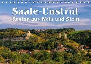 Saale-Unstrut – Region aus Wein und Stein (Tischkalender 2018 DIN A5 quer) von LianeM