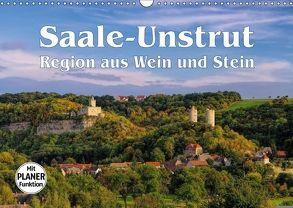 Saale-Unstrut – Region aus Wein und Stein (Wandkalender 2018 DIN A3 quer) von LianeM