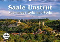 Saale-Unstrut – Region aus Wein und Stein (Wandkalender 2019 DIN A2 quer) von LianeM