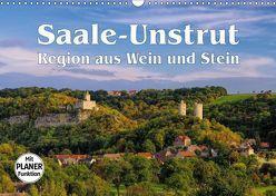 Saale-Unstrut – Region aus Wein und Stein (Wandkalender 2019 DIN A3 quer) von LianeM