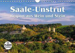 Saale-Unstrut – Region aus Wein und Stein (Wandkalender 2019 DIN A4 quer) von LianeM