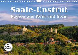 Saale-Unstrut – Region aus Wein und Stein (Wandkalender 2020 DIN A4 quer) von LianeM