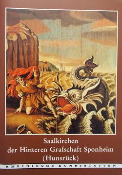 Saalkirchen der Hinteren Grafschaft Sponheim (Hunsrück) von Schommers,  Annette, Schommers,  Reinhold