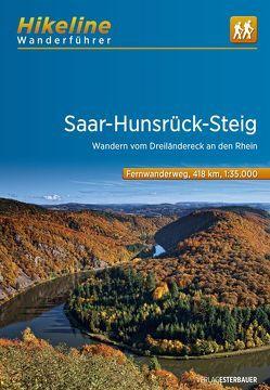 Saar-Hunsrück-Steig von Esterbauer Verlag