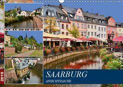 Saarburg – Ansichtssache (Wandkalender 2019 DIN A3 quer) von Bartruff,  Thomas
