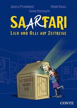 Saarfari von Kissel,  Bernd, Matzerath,  Simon, Pfenninger,  Angela
