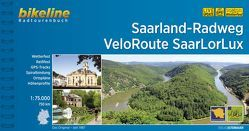 Saarland-Radweg • VeloRoute SaarLorLux von Esterbauer Verlag