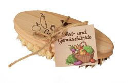 Saatvogel Gemüsebürste von Engeln,  Reinhard