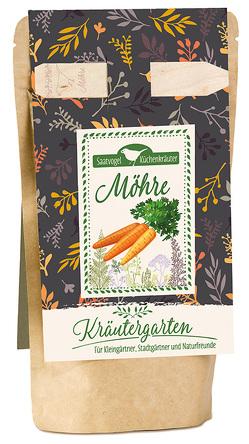 """Saatvogel Küchenkräuter Möhre """"Sugarsnax"""" von Engeln,  Reinhard"""