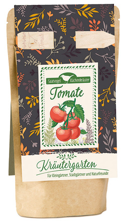 """Saatvogel Küchenkräuter Tomate """"Money Maker"""" von Engeln,  Reinhard"""