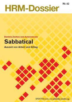 Sabbatical von Zacheo,  Daniela