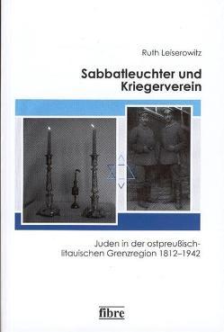 Sabbatleuchter und Kriegerverein von Leiserowitz,  Ruth