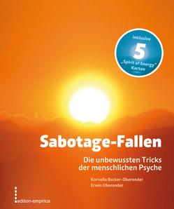 Sabotage-Fallen von Becker-Oberender,  Kornelia, Oberender,  Erwin