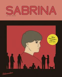 Sabrina (deutschsprachige Ausgabe) von Beskos,  Daniel, Drnaso,  Nick, Köhler,  Karen