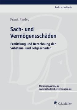Sach- und Vermögensschäden von Pardey,  Frank