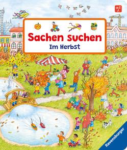 Sachen suchen: Im Herbst von Gernhäuser,  Susanne, Jelenkovich,  Barbara
