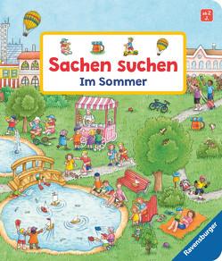 Sachen suchen: Im Sommer von Gernhäuser,  Susanne, Jelenkovich,  Barbara