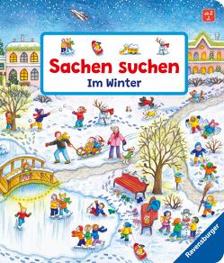 Sachen suchen: Im Winter von Gernhäuser,  Susanne, Jelenkovich,  Barbara