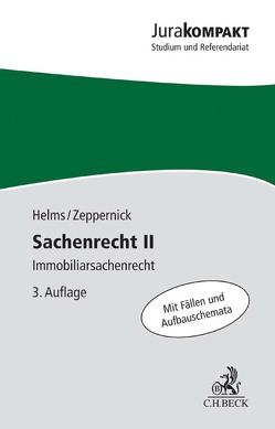 Sachenrecht II von Helms,  Tobias, Zeppernick,  Jens Martin