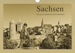 Sachsen (Wandkalender 2018 DIN A4 quer) von Kirsch,  Gunter