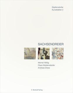 Sachsendreier von Dress,  Andreas, Gleisberg,  Dieter, Lichtenstein,  Günter, Weidensdorfer,  Claus, Wittig,  Werner