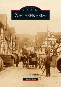 Sachsenheim von Papp,  Claudia