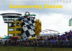 Sachsenring Classic (Tischkalender 2019 DIN A5 quer) von Richter,  Heiko