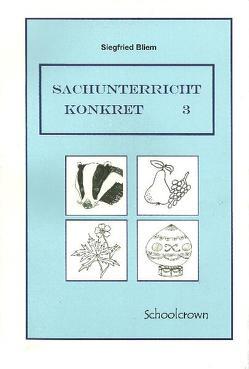 Sachunterricht Konkret 3 von Bliem,  Siegfried