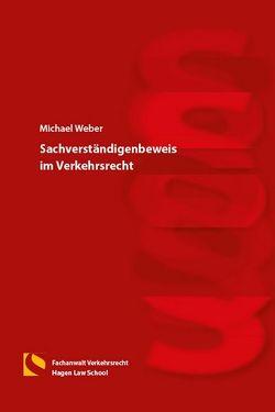 Sachverständigenbeweis im Verkehrsrecht von Weber,  Michael
