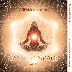 SACRED SPACE – Vol. 01 von Daum,  Norbert, O'Neill,  Dennis, TARENA & Friends