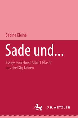 Sade und… von Delon,  Michel, Kleine,  Sabine