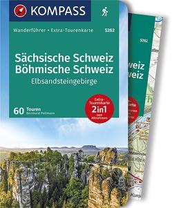 Sächsische Schweiz, Böhmische Schweiz, Elbsandsteingebirge von Pollmann,  Bernhard