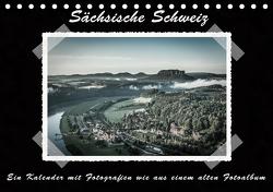 Sächsische Schweiz (Tischkalender 2021 DIN A5 quer) von Kirsch,  Gunter