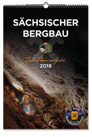Sächsischer Bergbau – Jubiläumsausgabe 2018 von Koenig,  Rene, Kugler,  Jens