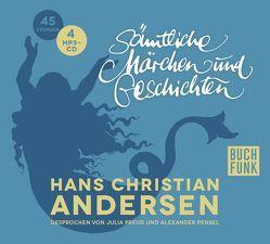 Sämtliche Märchen und Geschichten von Andersen,  Hans Christian