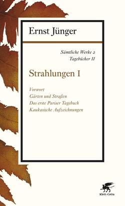 Sämtliche Werke – Band 2 von Jünger,  Ernst