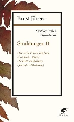 Sämtliche Werke – Band 3 von Jünger,  Ernst