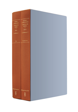 Sämtliche Werke Band XIII (in zwei Teilbänden): Erzählungen 1 von Borchardt,  Rudolf, Schuster,  Gerhard