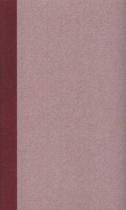 Sämtliche Werke. Briefe, Tagebücher und Gespräche. 40 in 45 Bänden in 2 Abteilungen von Apel,  Friedmar, Goethe,  Johann Wolfgang