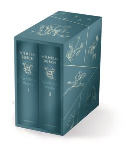 Sämtliche Werke von Busch,  Wilhelm, Hochhuth,  Rolf