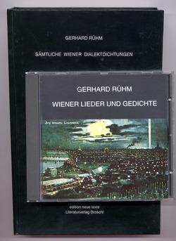 Sämtliche Wiener Dialektgedichte von Rühm,  Gerhard