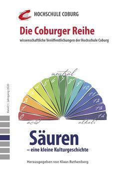 Säuren – eine kleine Kulturgeschichte von Ruthenberg,  Klaus