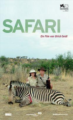 Safari von Seidl, Ulrich