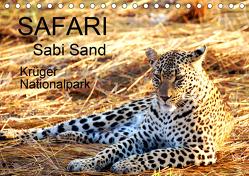 Safari / Afrika (Tischkalender 2020 DIN A5 quer) von photografie-iam.ch