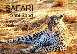 Safari / Afrika (Wandkalender 2020 DIN A3 quer) von photografie-iam.ch