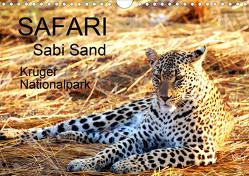 Safari / Afrika (Wandkalender 2020 DIN A4 quer) von photografie-iam.ch