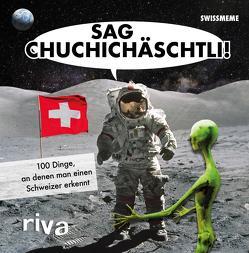 Sag Chuchichäschtli von Riva Verlag