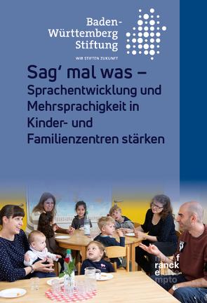 Sag' mal was von Baden-Württemberg Stiftung
