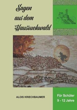 Sagen aus dem Hausruckwald von Kriechbaumer,  Alois