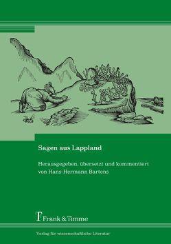 Sagen aus Lappland von Bartens,  Hans-Hermann